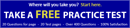 Take a Free Practice Test